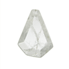 Clear Cut Kite Rock Crystal<br>(2 sizes)