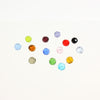10mm Colored Beads (12 colors) <br>Pack of 10
