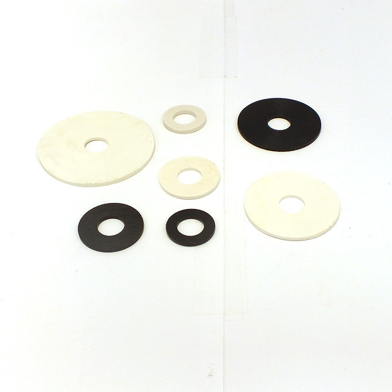 Rubber Washer, 1/8 IP Slip (2 Colors)