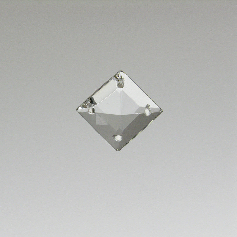 Square Prism, 4 hole (3 sizes)