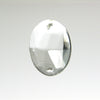 Clear 2 Hole Oval Prism (4 sizes)