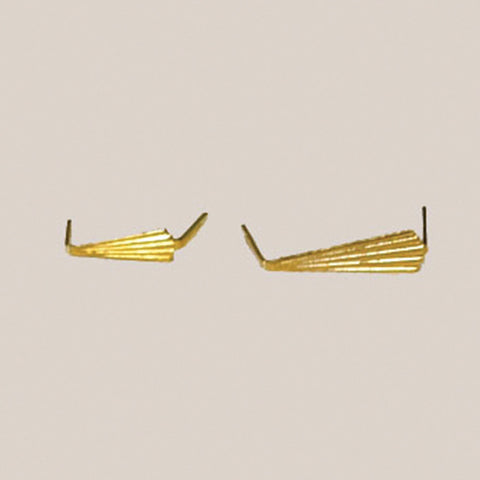 Gold Strass Hanger (25/pack) 2 sizes