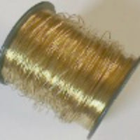 Bulk 24 Gauge Prism Wire (2 sizes)<br>Brass, Chrome or Antique