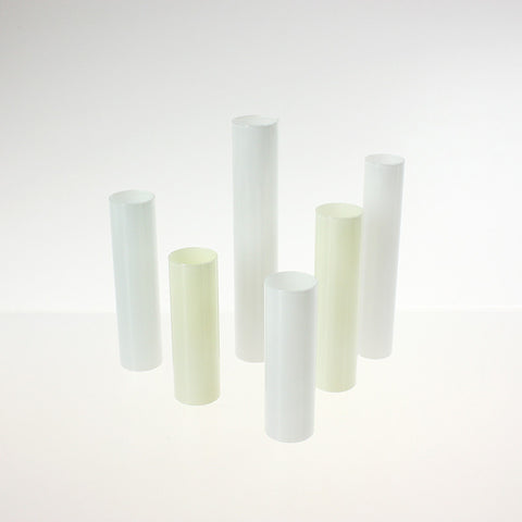 Glass Candle Cover (6 options), 32mm diameter