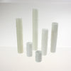 White Drip Beeswax Candle Covers (8 sizes), medium base