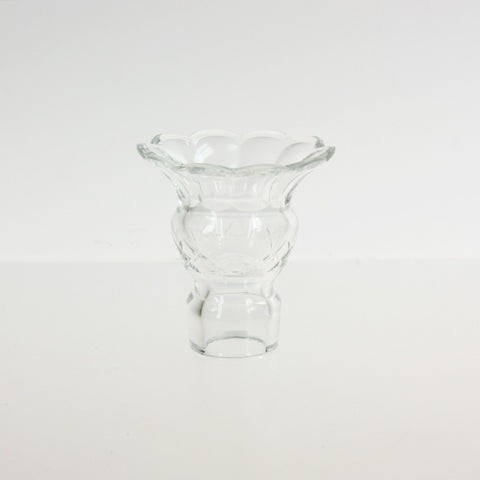 Hand Blown Candle Cup