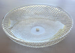 Shallow Paris Cut Bowl<br>4 sizes