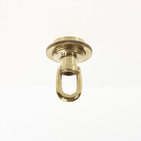 Cast Loop & Collar (Brass or Chrome)