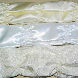 Satin Chandelier Chain Cover ( 3 styles)