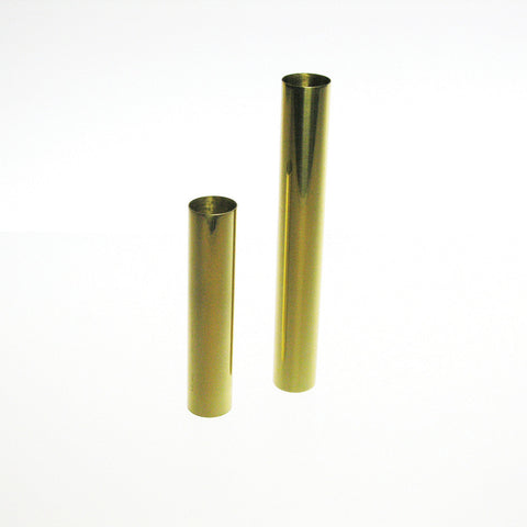 Brass Candle Cover, cbase (2 sizes)