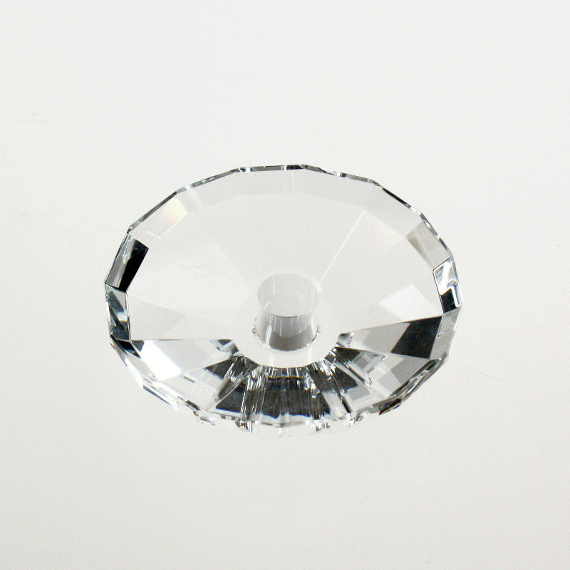 68mm Leaded Turkish Crystal Bobeche<br>No pin