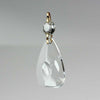 50mm Clear Rounded Triangle Prism w/ Oyster Dimple