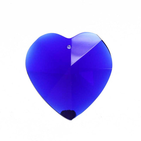 40mm One Hole Heart (3 colors)