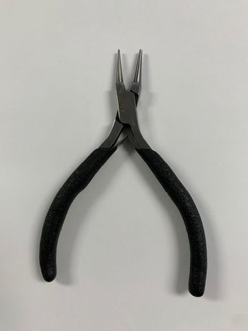 "5"" Round Nose Pinning Pliers"