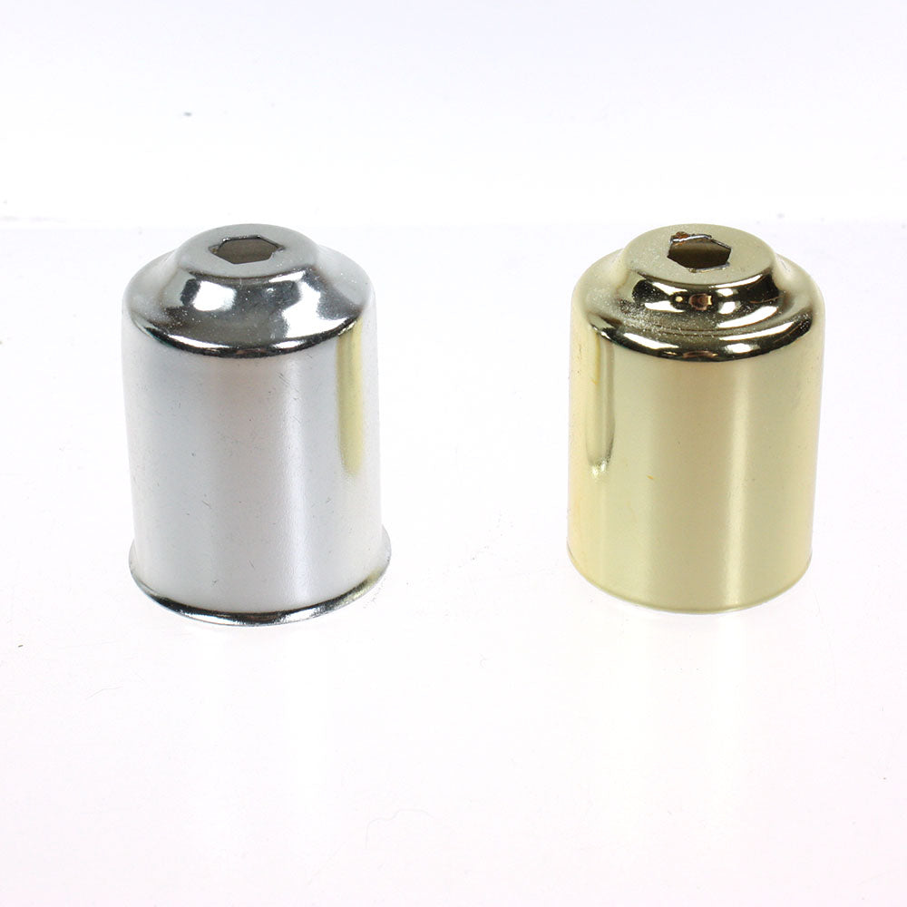 Metal Socket Cover Available in 2 Colors