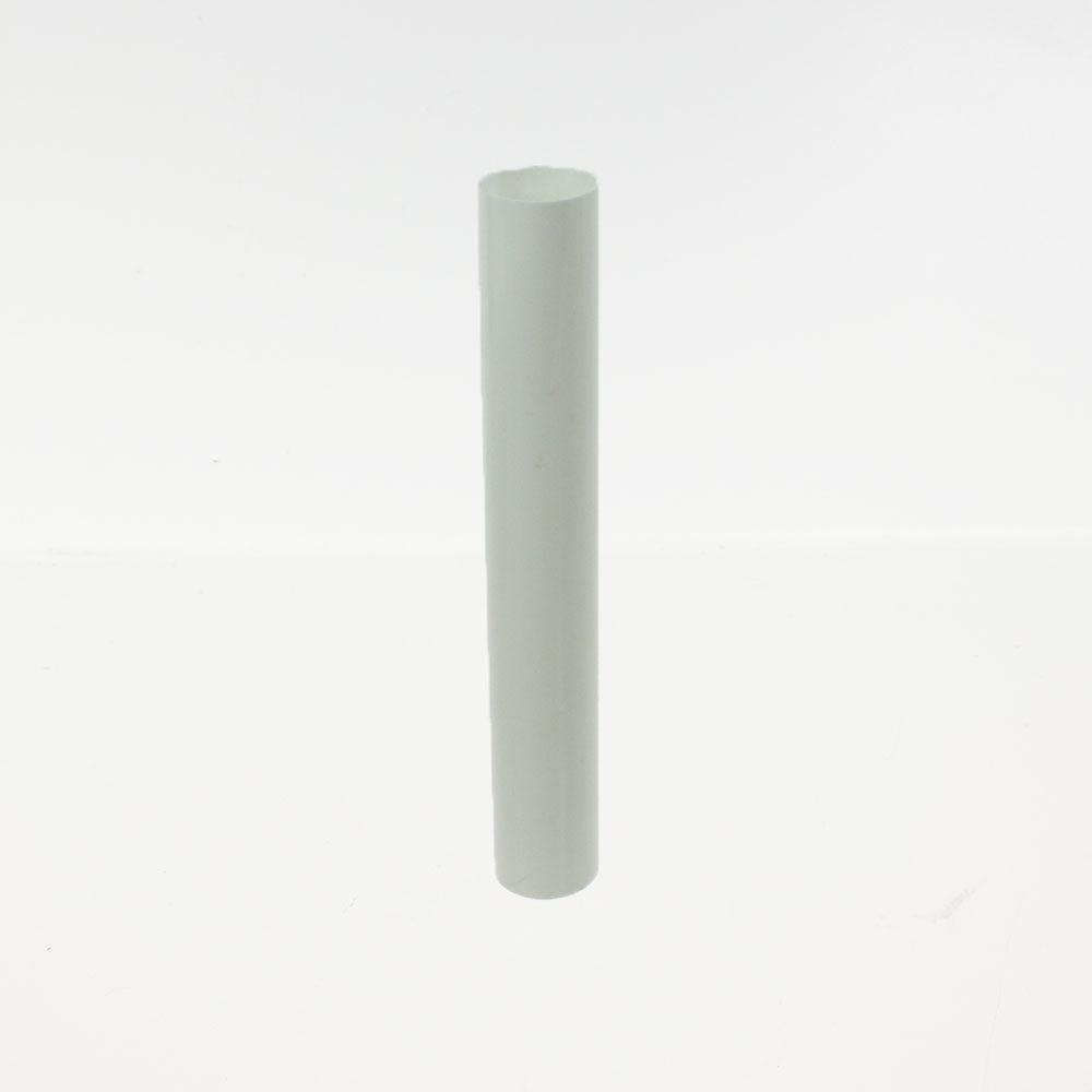 "1 Dozen 6"" Off White Plastic Candle Covers, Candelabra base"