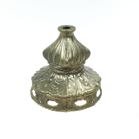 Brass Shade Holder