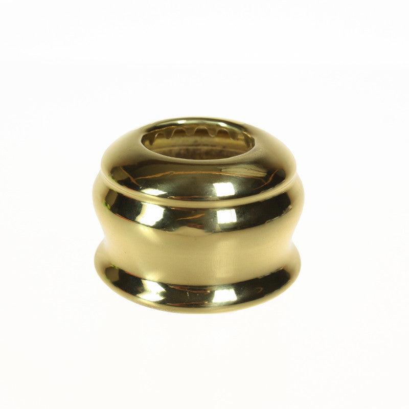 Brass Candle Cover