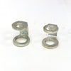 "1"" Steel Hickeys, Tapped (2 Sizes)"