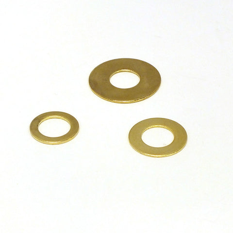 Brass Plated Washer (3 Sizes)