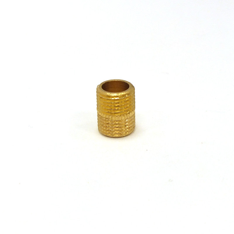 "1/2"" Brass Stop Nipple, 1/8 IP"