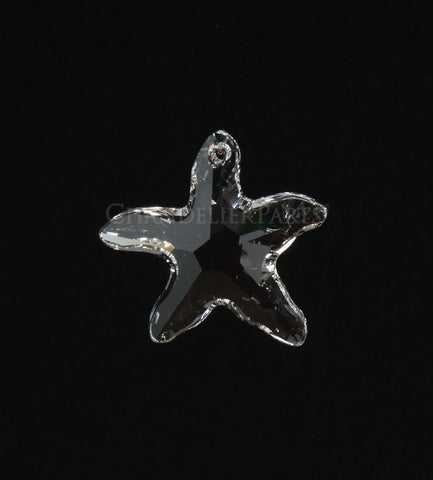 SWAROVSKI® Crystal Starfish Pendant <br> (2 colors/sizes)