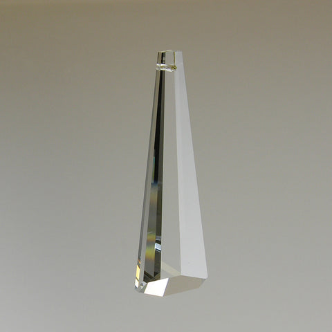 SWAROVSKI STRASS® Clear 6-Sided Prism (2 sizes)