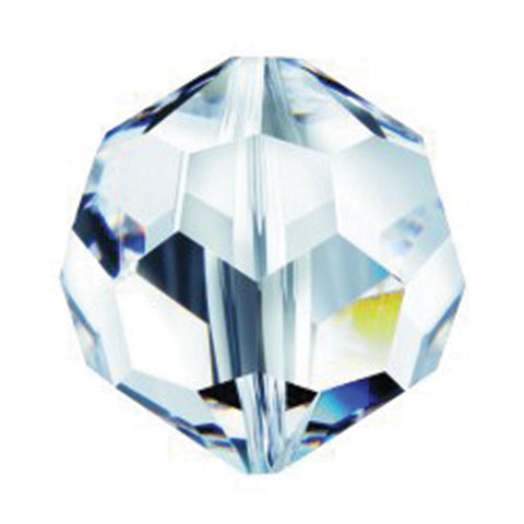 SWAROVSKI STRASS®<br>Cut Bead, Center Hole (9 sizes)