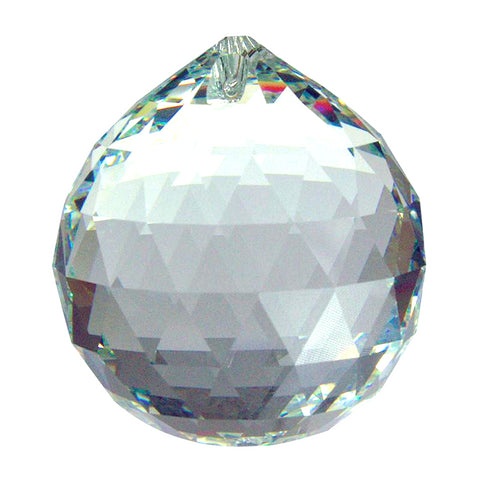 SWAROVSKI STRASS®<BR>Clear Ball (7 sizes)