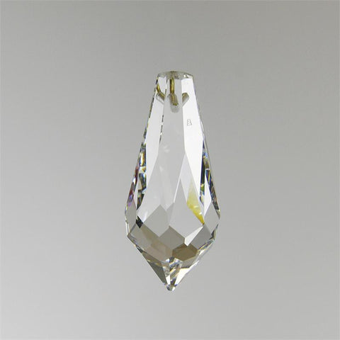 SWAROVSKI STRASS®<br>38mm Clear Thick Drop