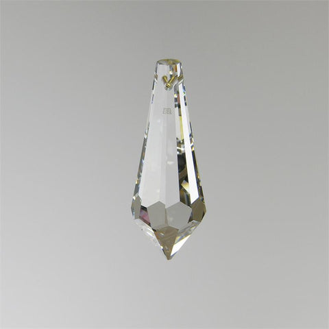 SWAROVSKI STRASS®<br>Clear Plug Drop (2 sizes)
