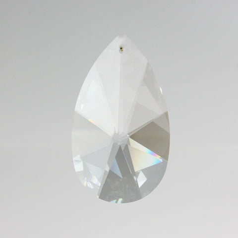 SWAROVSKI STRASS®<br>Radiant Cut Clear Teardrop (5 sizes)