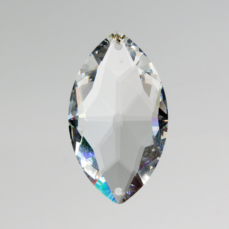 SWAROVSKI STRASS®<br>Oval Prism, 2 Holes (2 sizes)