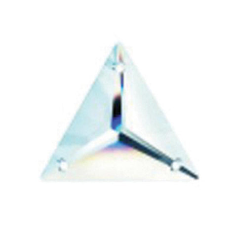 SWAROVSKI STRASS®<br>Triangle, 3 Holes (30mm)