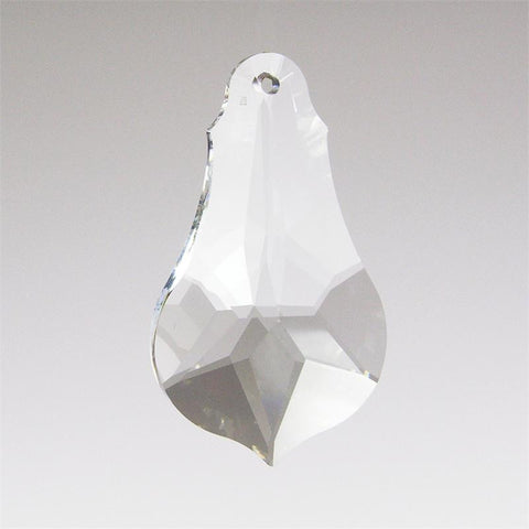 SWAROVSKI STRASS®<br>50mm Clear Rounded Pendelogue