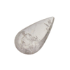 Clear Full Pear Rock Crystal (various sizes)