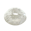 Rock Crystal Clear Bobeche <br> (various sizes) No Pin Holes