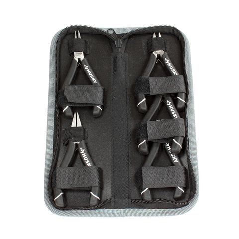 Mini-Tools for repairs w/ case (Set of 5)