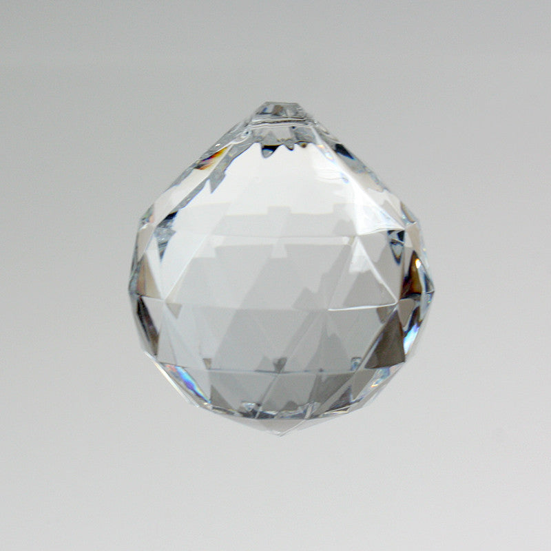 50mm Clear Cut Acrylic Ball