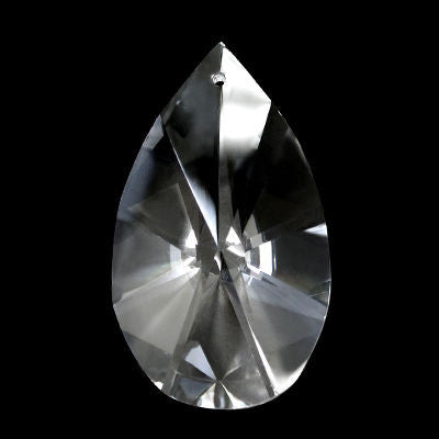 Crystal Radiant Teardrop Turkish Hand Cut W/ 30% Lead (2 Sizes)