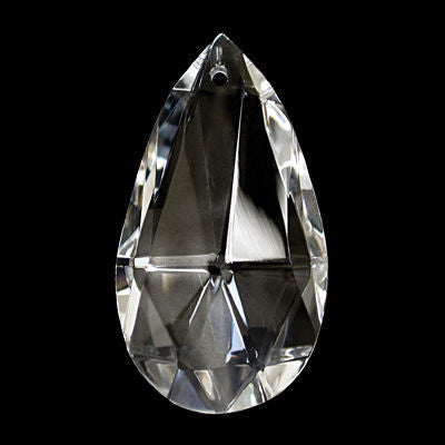 Crystal Teardrop Turkish Hand Cut W/ 30% Lead (5 Sizes)