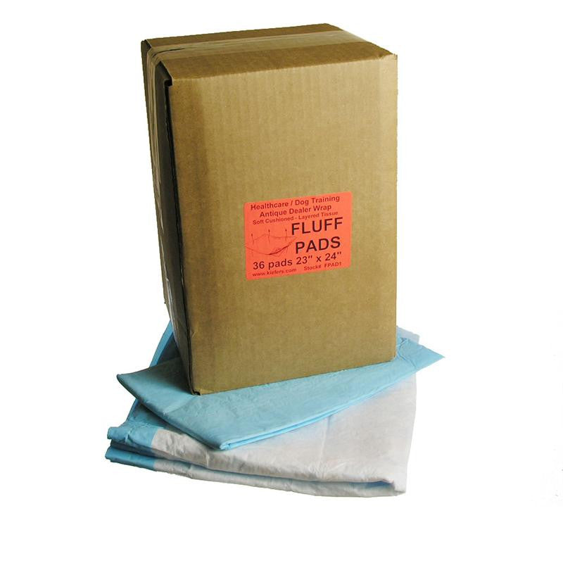 Fluff Pads (Box of 36)