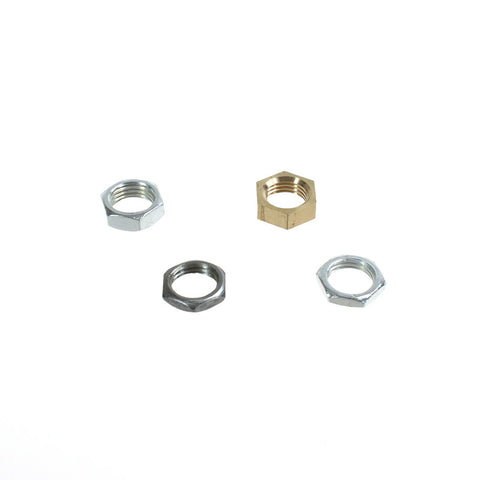 Hex Head Nut, 1/4 IPS Female (4 options)