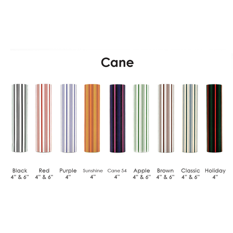 "4"" kaarskoker Designer Candle Cover (cb), Cane Design (13 colors)"