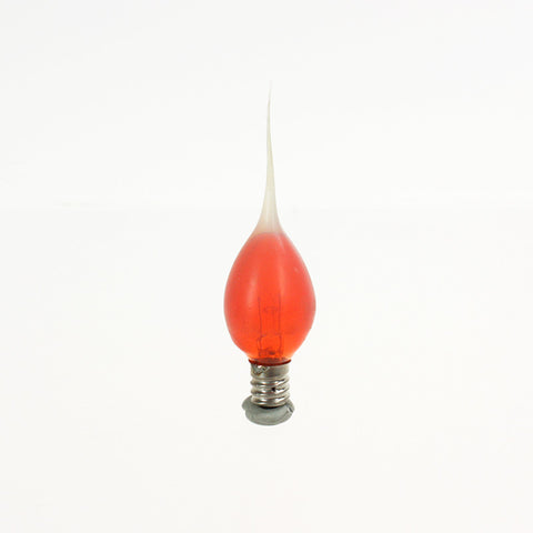 Silicone Dipped Bulb, cb<br>(Each) 7w Amber or 15w White