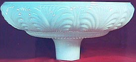 Pearl Glass Torchiere Shade