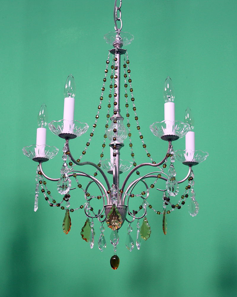 Schonbek 5-Light Chandelier   #28152UE