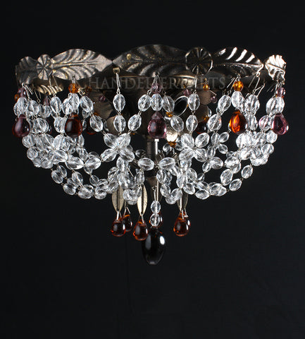 Schonbek Adagio 3-light Ceiling Light #5098-23at