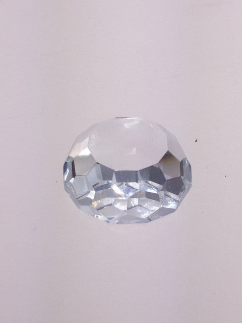 30mm Clear Crystal Base