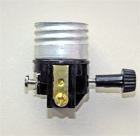 3-way Knob Socket - Medium Socket Intermediate
